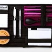 バッグの中のゴチャゴチャをスッキリ整理できるアイテム:「GRID-IT!」