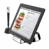 家庭のキッチンなどでiPadを活用できる必須アイテム!:シェフスタンド