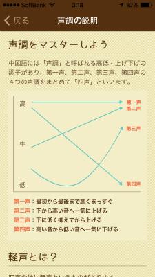 中国語ピンイントレーナー(中国語ピントレ)アプリ