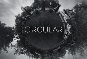 内側向き、外側向きの360度写真が撮れる「Circular +」アプリ